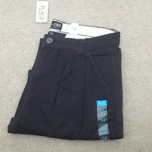 NWT Childrens Place Boys School Pants